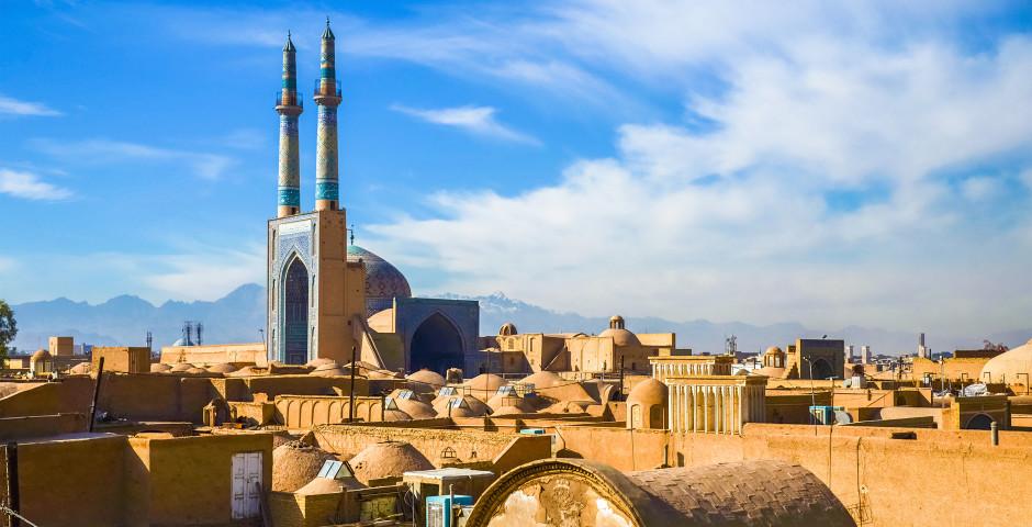 Yazd - Iran – Tausend und eine Nacht