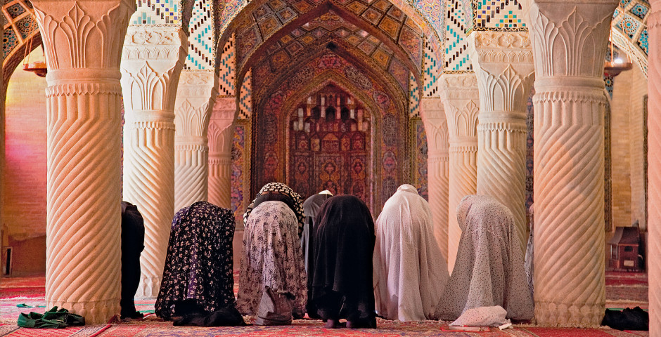 Nasir al-Mulk Moschee - Iran – Tausend und eine Nacht