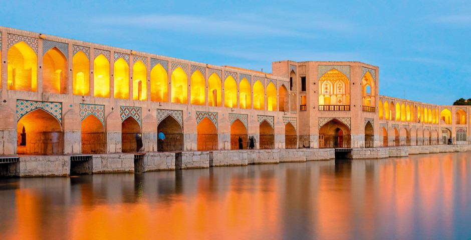 Isfahan - Iran – Tausend und eine Nacht