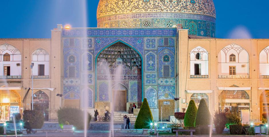 Scheich Lotfollaw-Moschee - Iran – Tausend und eine Nacht
