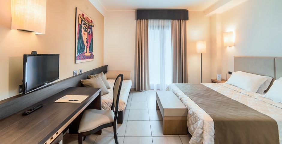 Doppelzimmer Deluxe - Lu Hotel