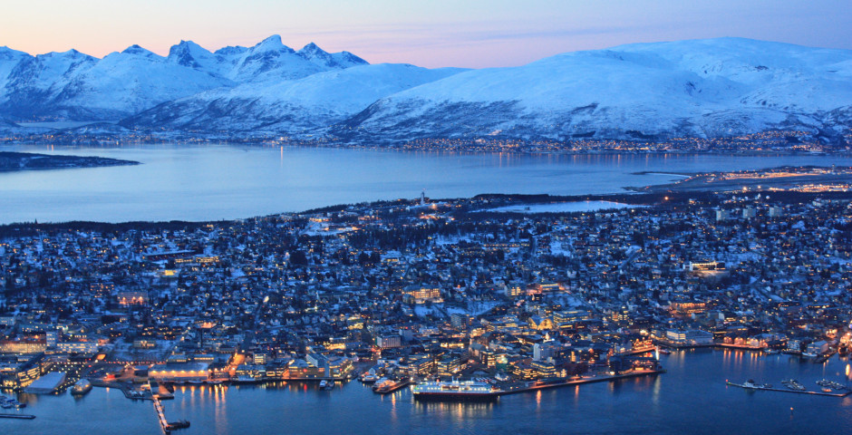 Nordlichtwoche in Tromsø