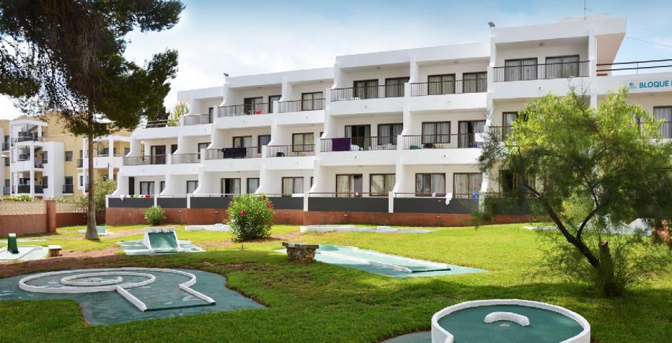 Riviera Playasol Apartments