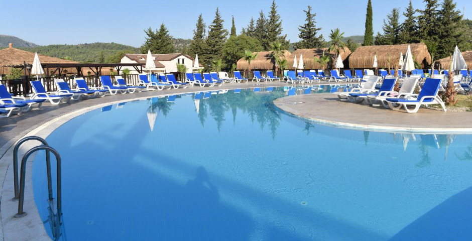 Sahra Su Holiday Village and Spa