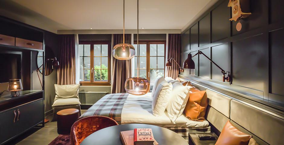 Doppelzimmer - Hotel HUUS