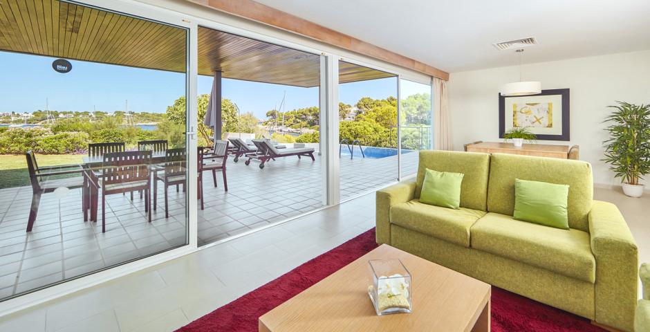 Villa Private Pool - Blau Privilege Porto Petro Beach Resort & Spa