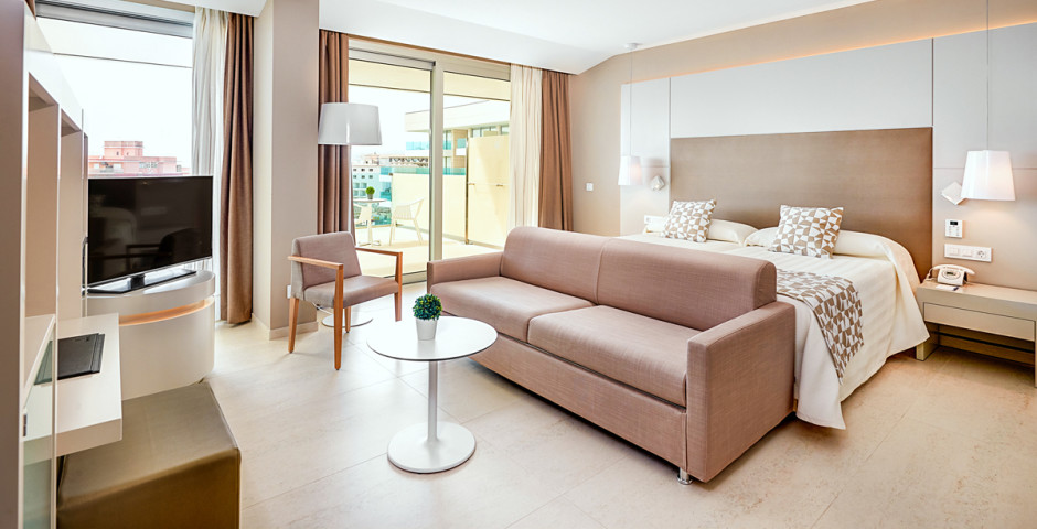 Junior Suite - Hipotels Gran Playa de Palma