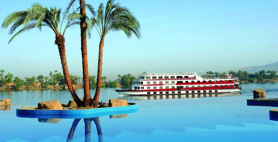 Maritim Jolie Ville King's Island Luxor Ex.Moevenp