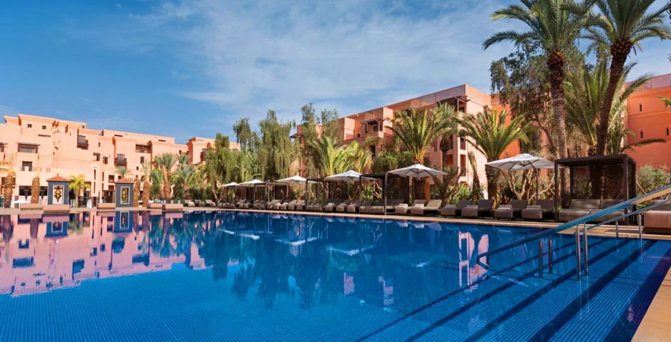 Mövenpick Hotel Mansour Eddahbi Marrakech