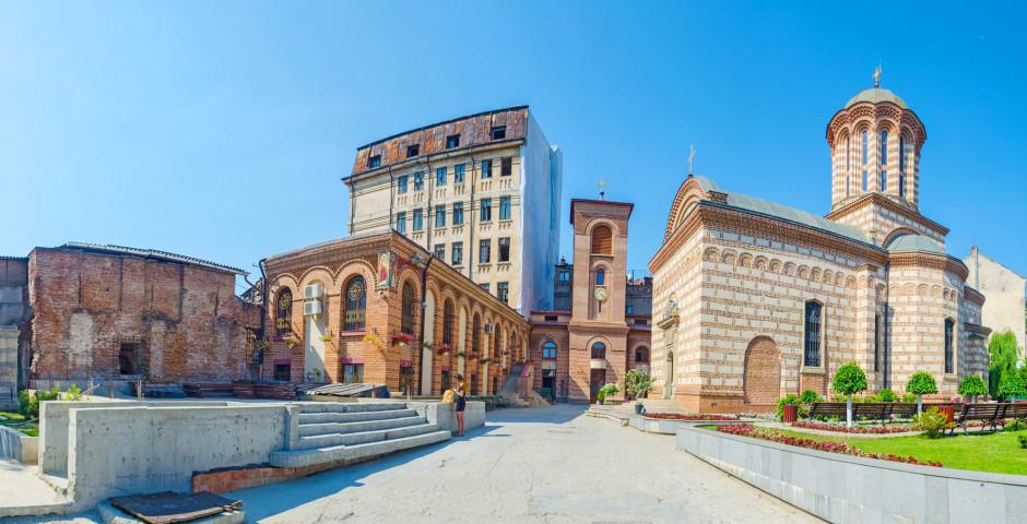 Biserica Buna Vestire - Bucarest