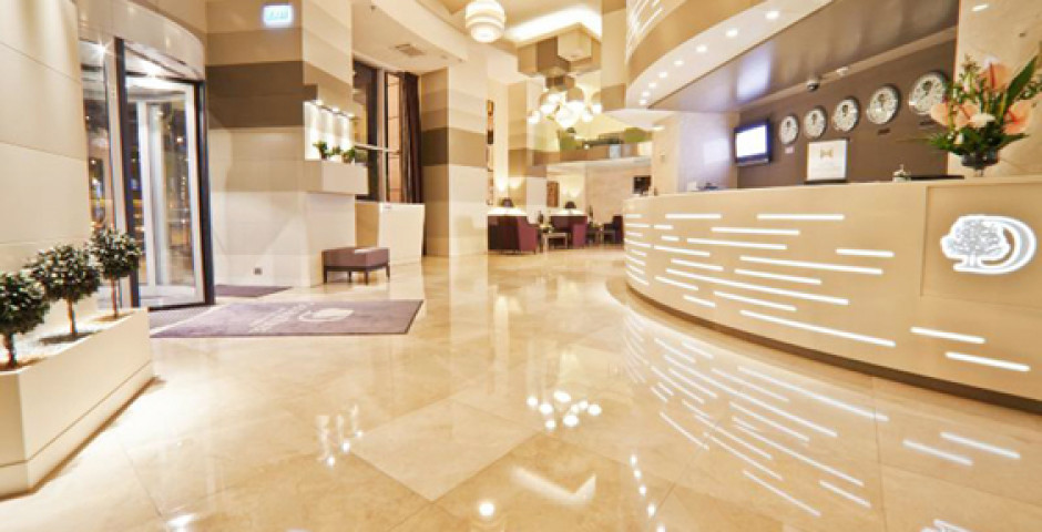 Doubletree by Hilton Hotel Bucharest - Unirii Square
