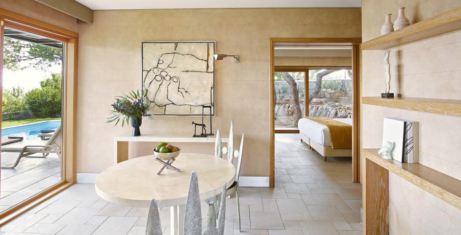 Poseidon Villa - Cape Sounio Grecotel Exclusive Resort