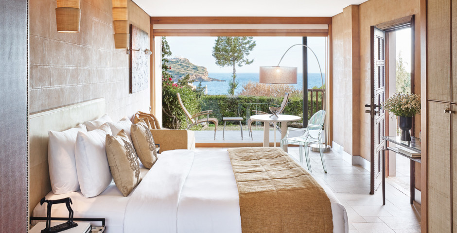 Deluxe Bungalow - Cape Sounio Grecotel Exclusive Resort