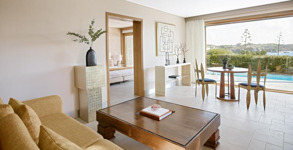 Familienvilla Deluxe - Cape Sounio Grecotel Exclusive Resort
