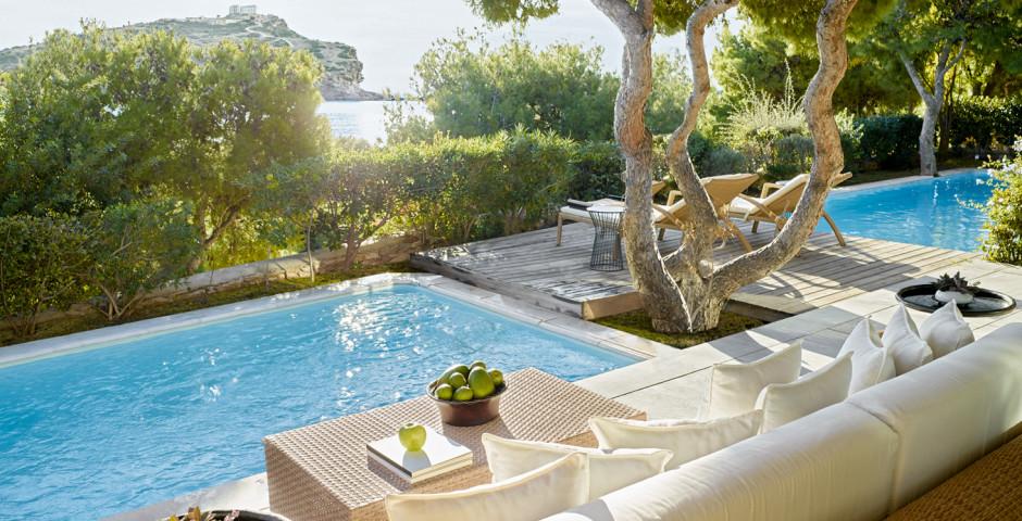 Dream Villa mit Privatpool - Cape Sounio Grecotel Exclusive Resort