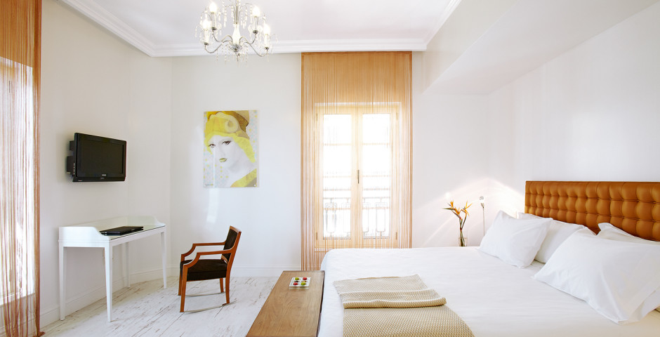 Doppelzimmer - Grecotel Pallas Athena Boutique Hotel