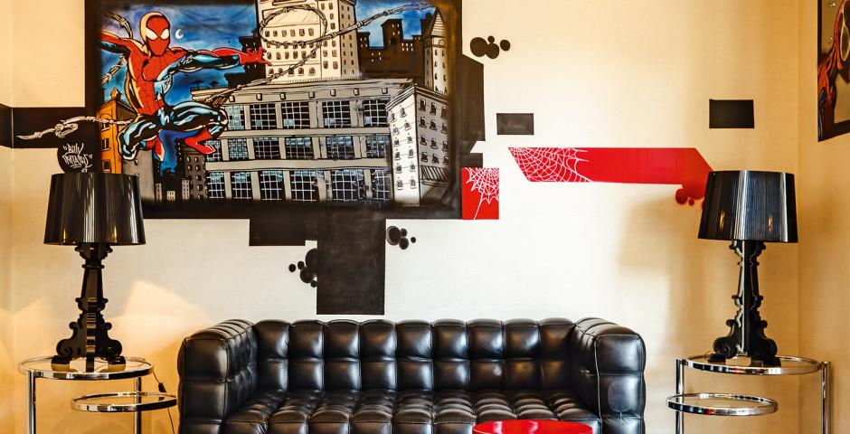 Art Chic Suite - Grecotel Pallas Athena Boutique Hotel