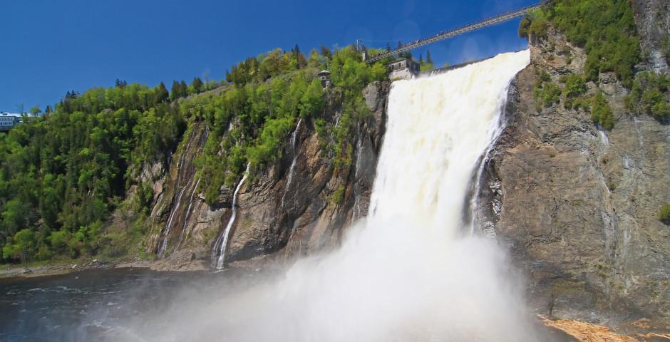 Montmorency Falls - Québec for Connaisseurs