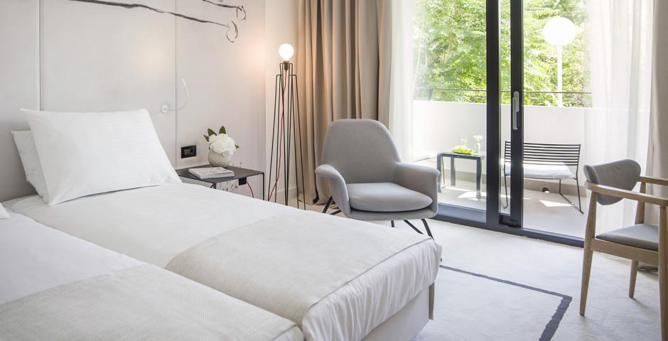 Chambre double Classic - Hôtel Kompas