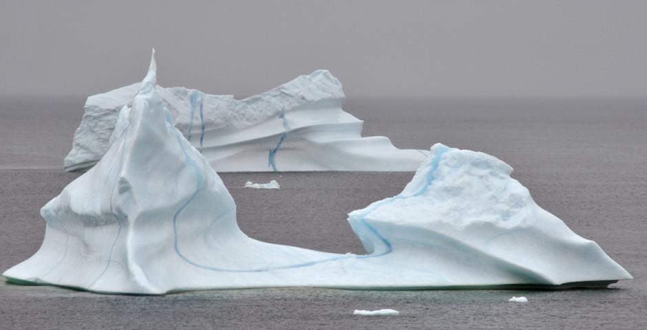 Eisberg - Neufundland