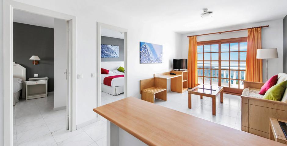 Appartement mit 2 Schlafzimmern - smartline Castillo de Antigua