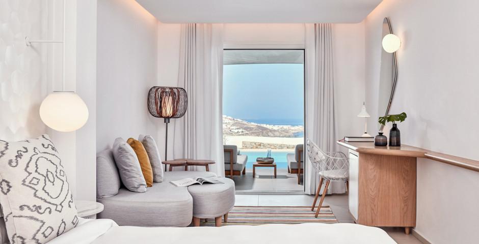 Horizon Suite - Myconian Kyma Thalasso Spa