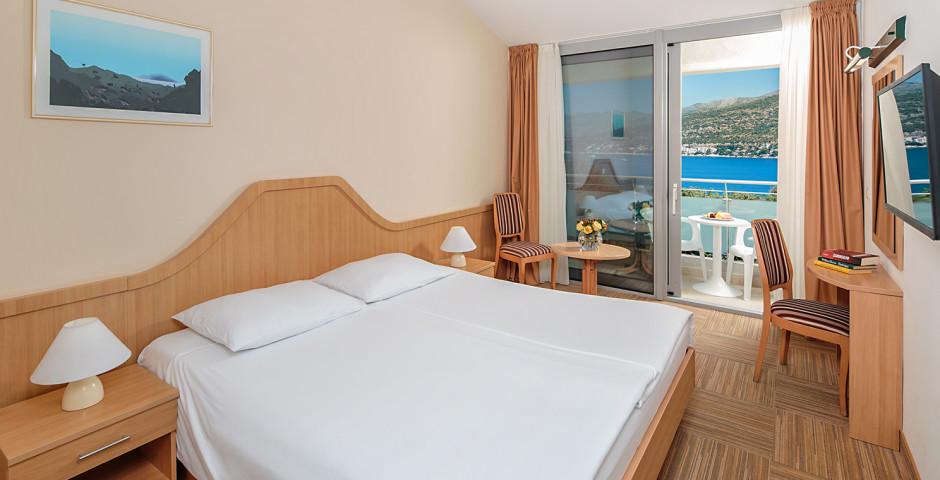 Doppelzimmer Superior - Valamar Club Dubrovnik