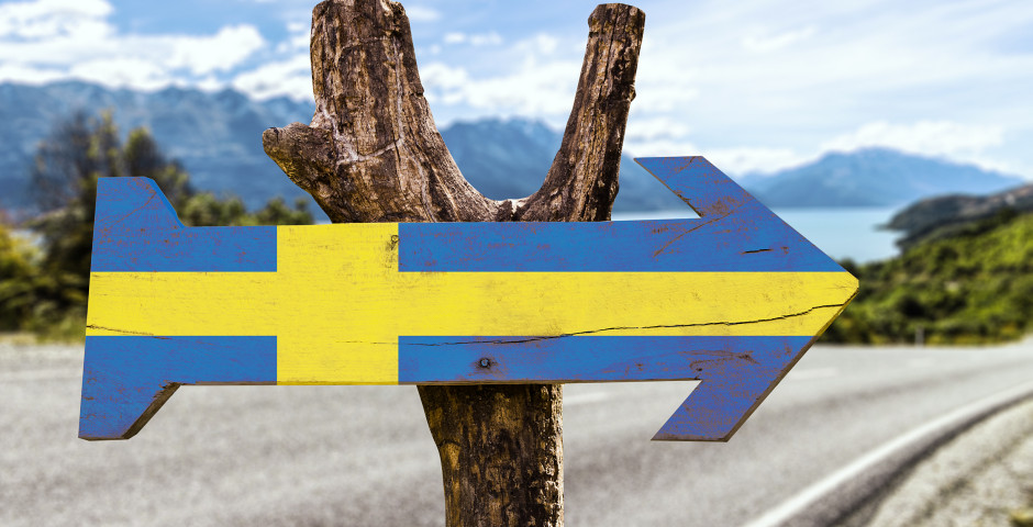 Autres endroits de la Suède