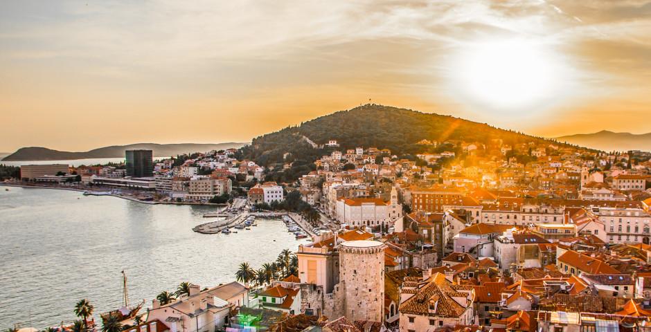 Split - MS Captain Bota, découverte de la Dalmatie sur l'eau