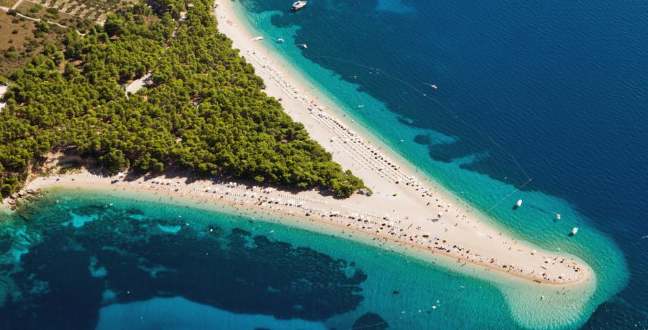 Bol (Insel Brac) - Inselhüpfen Dalmatien mit MS Splendid