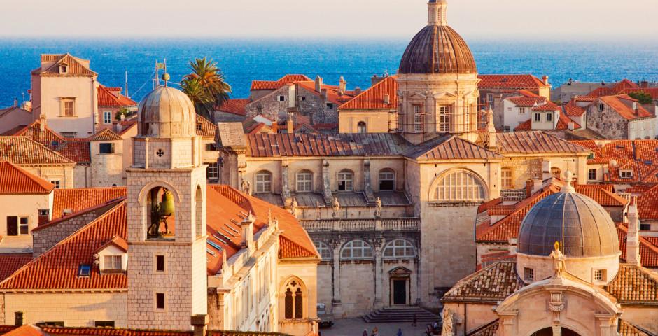 Dubrovnik - MS Splendid, sauts d'île en île en Dalmatie