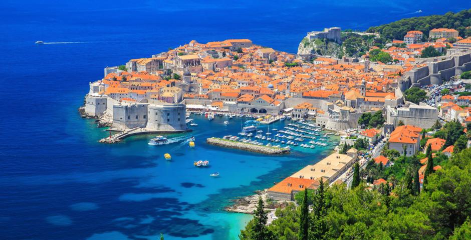 Dubrovnik - Höhepunkte Dalmatiens