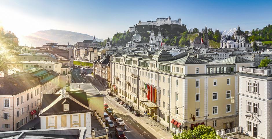 ® Hotel Sacher - Hotel Sacher Salzburg