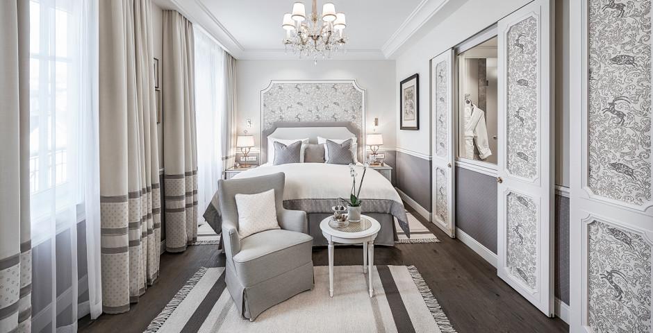 Doppelzimmer Top Deluxe ® Hotel Sacher - Hotel Sacher Salzburg