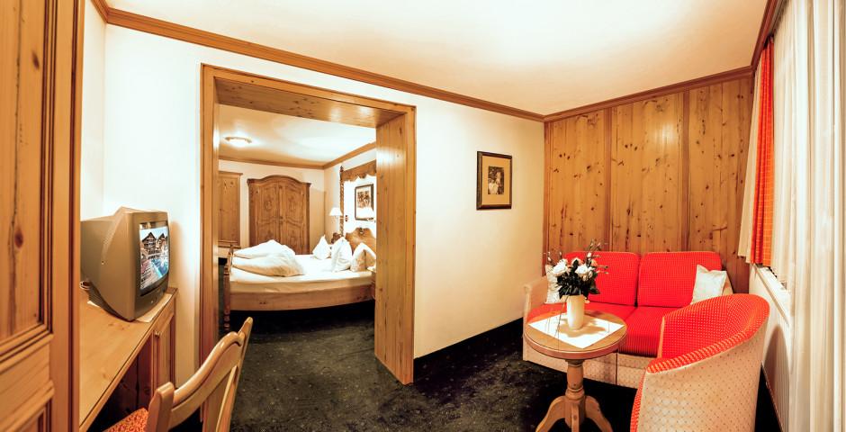 Familienzimmer - Alpenpark Resort