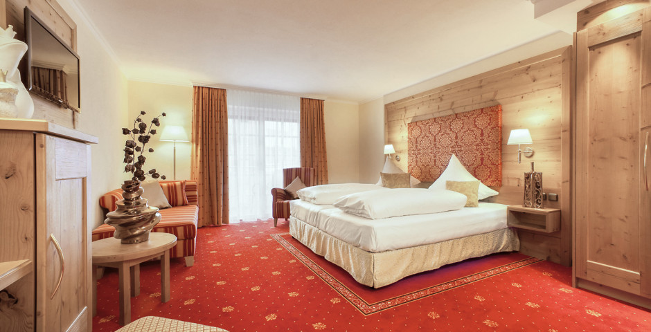 Doppelzimmer Superior - Hotel Schlosskrone