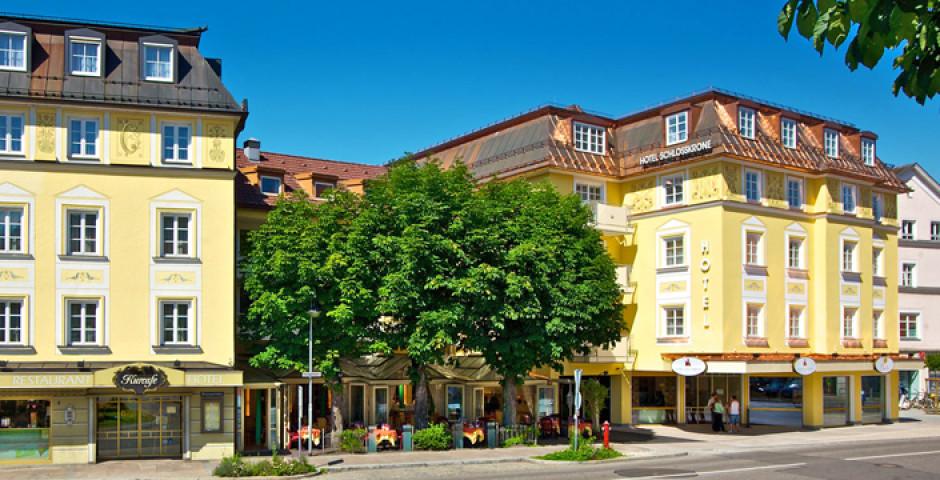 Hôtel Schlosskrone