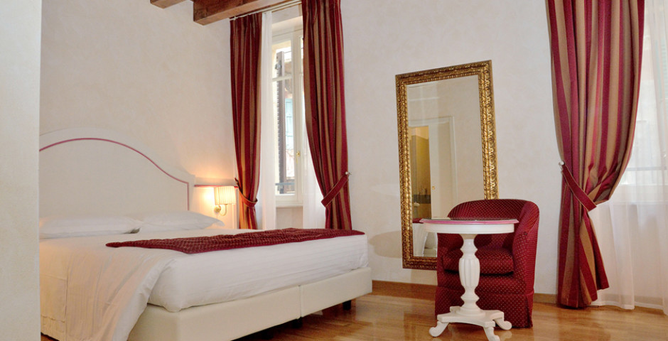 Doppelzimmer Comfort - Albergo Mazzanti