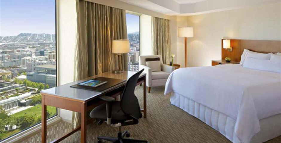 Park Central Hotel San Francisco  -  A Starwood Pr