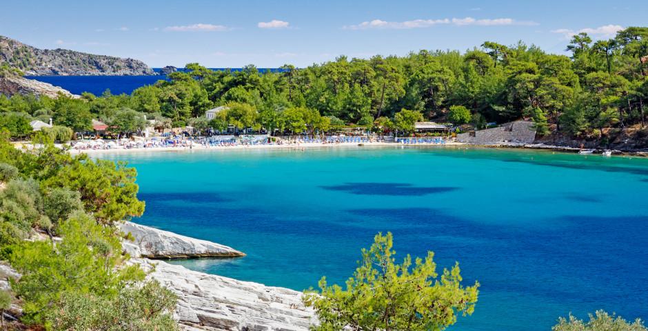 Aliki Beach - Thassos