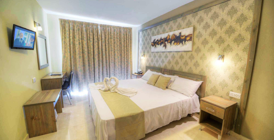 Doppelzimmer Deluxe - Alexandra Hotel