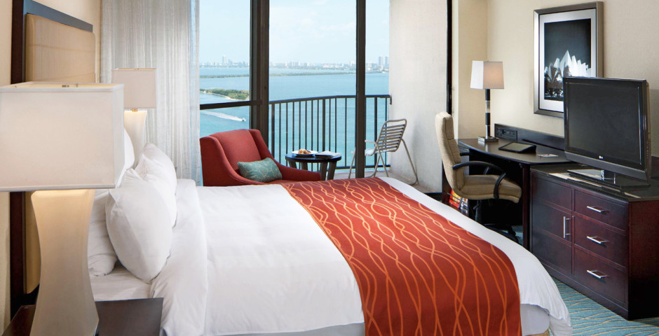 Marriott Miami Biscayne Bay Hotel