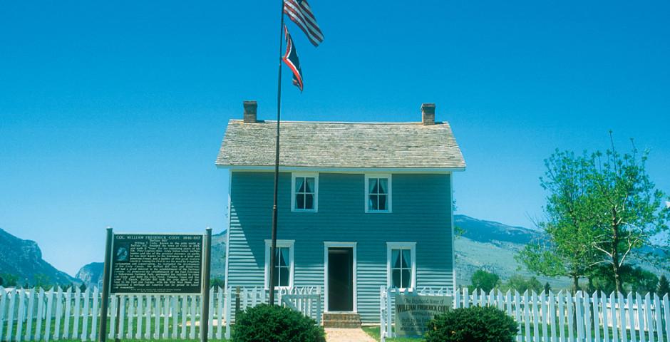 Buffalo Bill Village