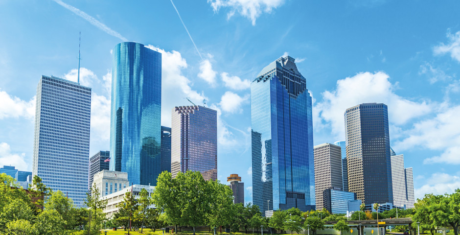 Skyline - Houston