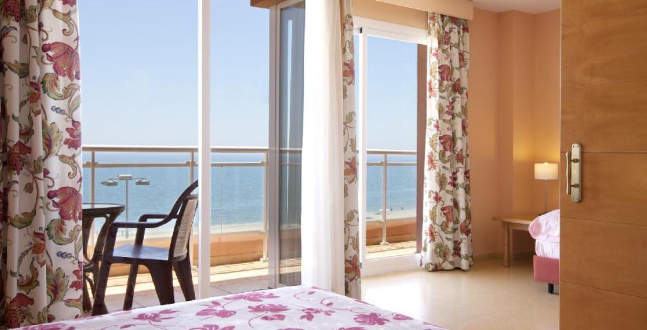 Doppelzimmer Meerblick - Best Roquetas (ex. Hotel Playaluna)