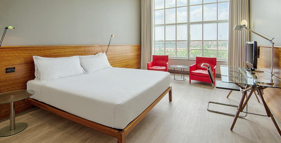 Doppelzimmer Superior - NH Torino Lingotto Tech
