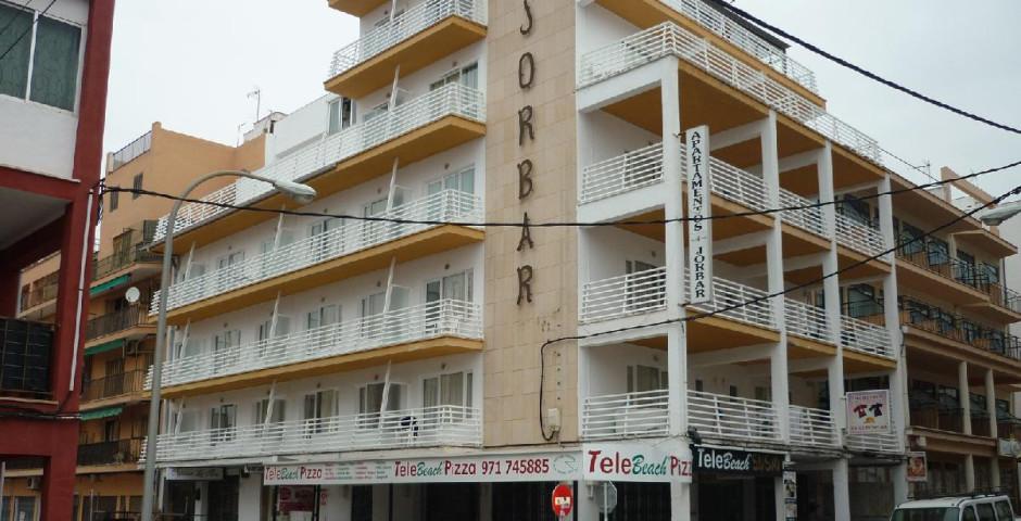 Jorbar Apartamentos