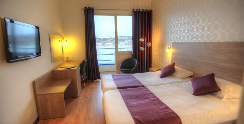 Doppelzimmer - Mellieha Bay Hotel
