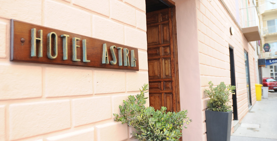 Astra Hotel