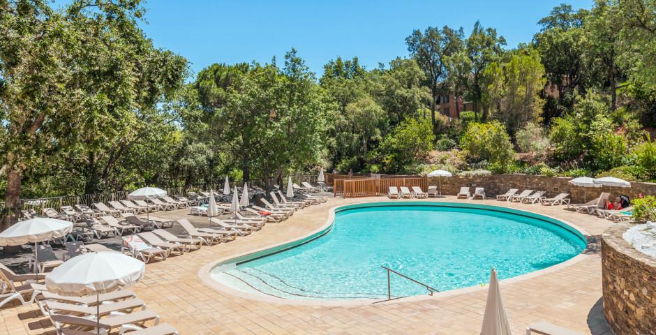 Feriendorf «Les Restanques du Golfe de Saint-Tropez» - Villen «Maeva»